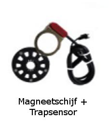 Trapsensor Magneetschijf E Bike Efos Ombouwset Om U Fiets Elektrisch Te Maken