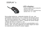 6 standen led-display
