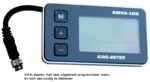 KM5s display  programmeerbaar