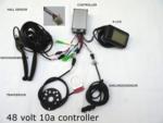 controller set 48v met  LCD1