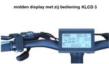 LCD3 display voor elektrische race fiets