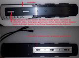 Adaptor voor controller/houder bevestiging