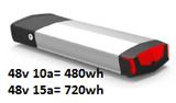 Ombouwset SPORTIEF: Bij de keuze van een, snelle motor 300rpm en een 48volt accu tot 40km/uur. De prijs is afhankelijk van de product samenstelling._