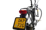 kentekenplaat speedbike