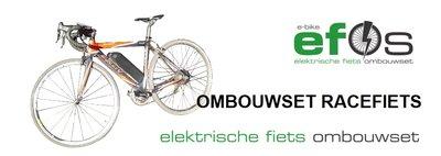 Race fiets of MTB elektrisch maken