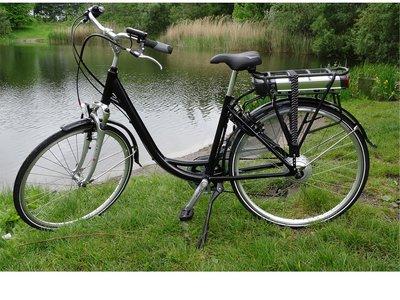 EE city elektrische fiets met gold accu